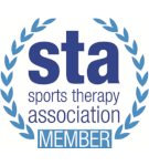 Frank Seeger is a full member of the Sports Therapy Association - STA
